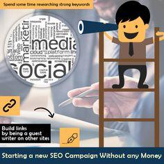 Starting a new SEO Campaign Without Any Money - #localseotampa #AffordableSEO, #ContentMarketing, #Keywords, #LinkBuilding, #Linking, #OrganicSEO, #SEO, #SEOBudget, #SEOCompany, #SEOTips, #SERP, #SmallBusiness, #SocialMedia, #SocialMediaMarketing - https://www.localseotampa.com/starting-new-seo-campaign-without-money-201801/