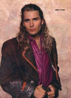 white lion band mike tramp - Google Search