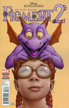 Between Disney: Cap's Comics - Figment 2 #3