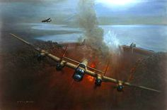 """""""Operation Chastise"""", subsequently known as 'The Dambusters' raid was launched from RAF Scampton Lincoln and carried out by No. 617 Squadron."""