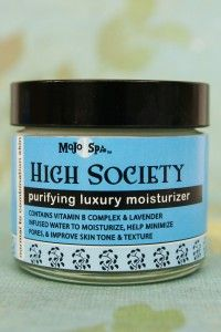 MojoSpa.com | Mojo Spa ™ - High Society Purifying Luxury Moisturizer 2 oz.