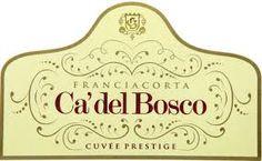 ca del bosco franciacorta wine label - Google 搜索