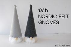 1 - DIY Nordic Felt