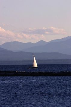 Lake Champlain on the Adirondack Coast (Nestled between NY and VT)  motherofalltrips.com