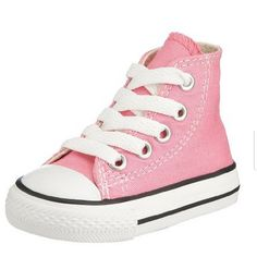 Converse Chuck Taylor All Star Core Hi - Botines de lona infantiles, color rosa. tambien disponible en azul, y gris. para mas informaciones visita el enlace de abajo.  http://rcm-es.amazon.es/e/cm?lt1=_blank=000000=1=FFFFFF=000000=0000FF=technology0be-21=30=8=as4=amazon=ifr=ss_til=B000FDNZWW