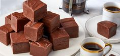 A classic chocolate fudge recipe with sweetened condensed milk and Ghirardelli chocolate. Everyone will love this old fashioned homemade chocolate fudge recipe. Fudge Recipes, Candy Recipes, Sweet Recipes, Dessert Recipes, Fall Recipes, Cookie Recipes, Holiday Baking, Christmas Desserts, Christmas Baking