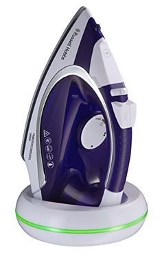From 34.83:Russell Hobbs 23300 Freedom Cordless Iron 2400 W Purple/white | Shopods.com