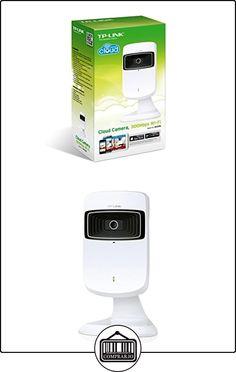 TP-LINK NC200 IP Interior Cubo Color blanco - Cámara de vigilancia (IP, Interior, Cubo, Inalámbrico, Color blanco, Techo/pared)  ✿ Vigilabebés - Seguridad ✿ ▬► Ver oferta: http://comprar.io/goto/B00X1I97WK