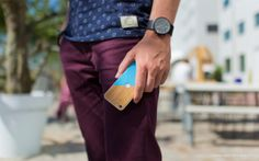 iPhone Skin by Be markable. made in The Netherlands op CrowdyHouse