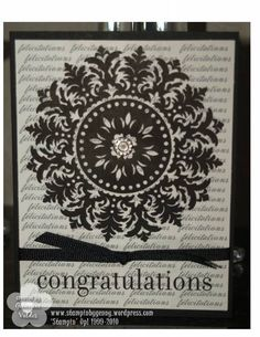 Graduation - My Digital Studio hybrid card by genny_01 - Cards and Paper Crafts at Splitcoaststampers
