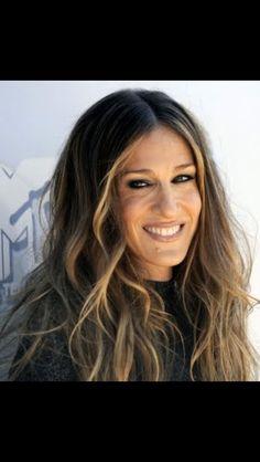 Sarah Jessica Parker's hair