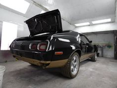 1974 AMC Javelin - Got this car all finished up and it is heading home. If you need your car restored, contact us at http://www.texomaclassics.com