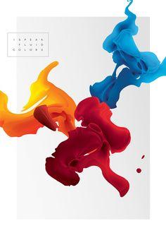 by Maria Grønlund - I Speak Fluid Colors  <3 <3