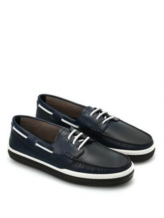 TOD'S Marlin Hyannisport Loafers. #tods #shoes #marlin-hyannisport-loafers