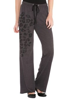 86656db4f8c Glitter Cheetah Active Pants-Plus Bottoms Cato Fashions Athleisure Outfits