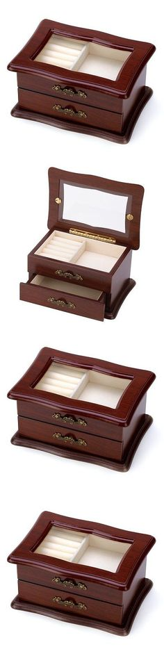 Jewelry Boxes 3820 Pandora Wooden Jewelry Box Jewelry Organizer
