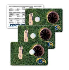 Lenticular calendar card with putter hits golf ball into hole, animation from Lantor, Ltd., lowest Lenticular Printing Cost in the business: his 2.125 x 3.375 inch calendar card CA01-218, with its exciting Lenticular flip effect, makes a great real estate-themed promotional product. The calendar card's face features an animation effect of a golf ball being putted into a hole. See more at: http://www.lenticularpromo.com/Calendar-Card-p/ca01-218.htm#sthash.cXBMBM6q.dpuf