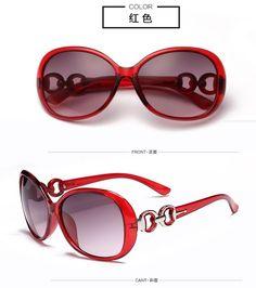 b286a8d7143 IVE Driving Sun glasses Luxury Ladies Designer white red black Women Sunglasses  Eyewear Free Shipping Sunshades