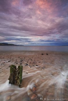 Rosemarkie beach, Scotland.