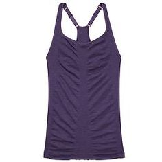 Tempo Heather Seamless Tank - The non-chafing, seamless tank with anti-odor properties thats cool enough to wear on its own in the steamy gym.