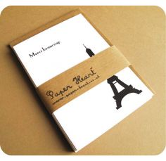 Pack Of 6 Merci Beaucoup Cards Paris Party, Paris Theme, Paris Wedding, Dream Wedding, Merci Paris, Bridezilla, Couple Shower, Gift Guide, Wedding Planner