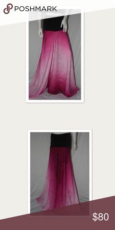 Maxi skirt can use as maxi tube dress Maxi skirt or maxi tube dress😊 Spandex waistband for stretchy comfort fit. 100% rayon tunicshawaiiclothing Dresses Maxi