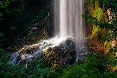 Falling Springs Falls, VA
