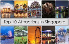 Top 10 #SingaporeAttractions - Singapore has been a modern city of Southeast Asia's. It has many attractive places to visit with #Galaxytourism. - http://goo.gl/e0TnpO