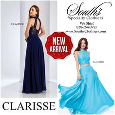 29604c18241 Clarisse Style  3427  SouthsClothiers  BooneNC  top10prom  wataugahighschool