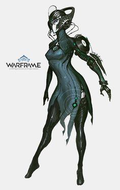 Warframe: Banshee Custom, Francois Cannels on ArtStation at https://www.artstation.com/artwork/k2ArA