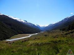 The Rees Valley New Zealand