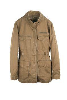 Surveyor Jacket // British Khaki  www.g1goods.com
