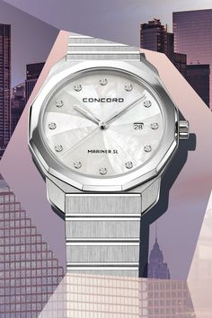 A picture can say a thousand words. Find out how a new visual language brought the heritage luxury watch brand Concord bang up to date. Luxury Watch Brands, Timeless Design, Media Marketing, Creativity, Bring It On, Language, Social Media, Languages, Social Networks