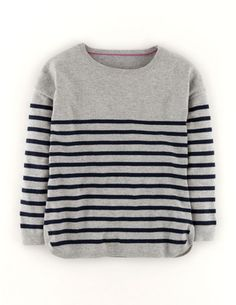 Everyday Sweater by Boden Great casual weekend sweater- order down per reviews