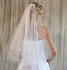 Maphia Real photo Short Best Selling short Wedding Veil With Comb  Wedding Accessories High Quality Lace Veils Free Shipping