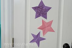 How to cut a Perfect Star From Paper With One Snip!