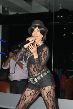 Valentines performance with DJ Amar