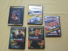 Assorted DVDs - $2 each
