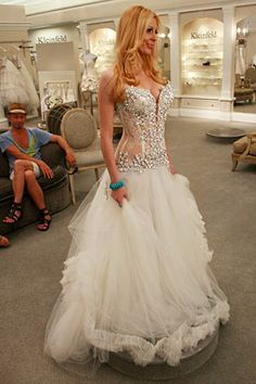 pnina tornai say yes to the dress - Google Search