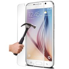 Glass Protector, Tempered Glass Screen Protector, Galaxy S4 Mini, Galaxy S7, Samsung Device, Screen Guard, Edge Design, Samsung Galaxy S6, Phone