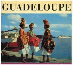 Guadeloupean traditional dress