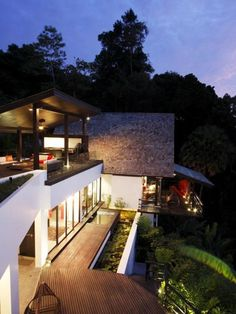 Life1nmotion: House By Charupan Wiriyawiwatt   Luxurious Houses With  Stunning Architecture And Interior Design