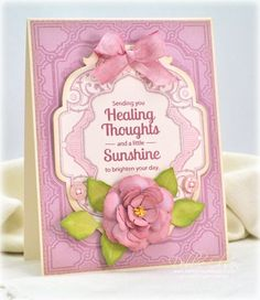 Healing Thoughts and Sunshine