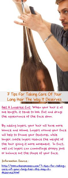 You can't go wrong with them. 7 tips for taking care of your long hair the way it deserves - By getting a layered cut, your hair will have more bounce and volume. Layers around your face will help to frame your features. Weight Loss Camp, Quick Weight Loss Diet, Weight Loss Water, Medical Weight Loss, Help Losing Weight, Weight Loss Shakes, Weight Loss Drinks, Weight Loss Smoothies, Weight Loss Tips