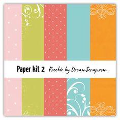 Free scrapbook paper