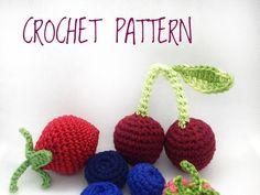 A personal favourite from my Etsy shop https://www.etsy.com/listing/596373593/crochet-pattern-berry-crochet-pattern