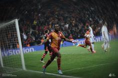 Didier Drogba  Galatasaray 3-2 Real Madrid