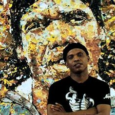Mbongeni Buthelezi from South Africa (self portrait) -stunning art from recycled plastics and a wonderful man too! South African Artists, African American Art, Recycled Art, Go Green, Art Forms, Unique Art, Art Photography, Heat Gun, Portrait Paintings