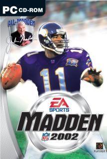 Madden NFL 2002 (2001)