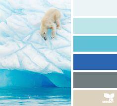 Polar Hues - http://design-seeds.com/index.php/home/entry/polar-hues1